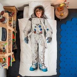 Постельное белье, Астронавт