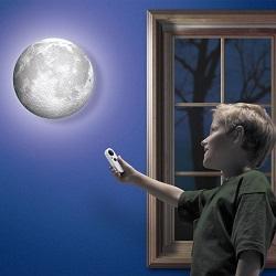 Настенный светильник, Луна