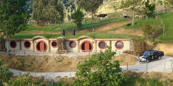 Мотель Хоббит, Новая Зеландия