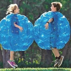 Надувной шар Бампербол