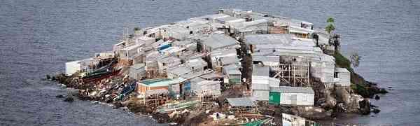 Странный и спорный остров Мгинго