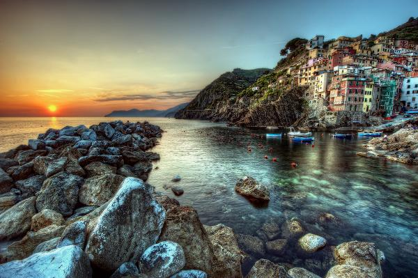 Чинкве-Терре (Cinque Terre), Италия