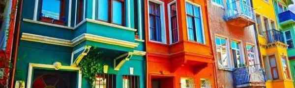 10 самых красочных городов в мире