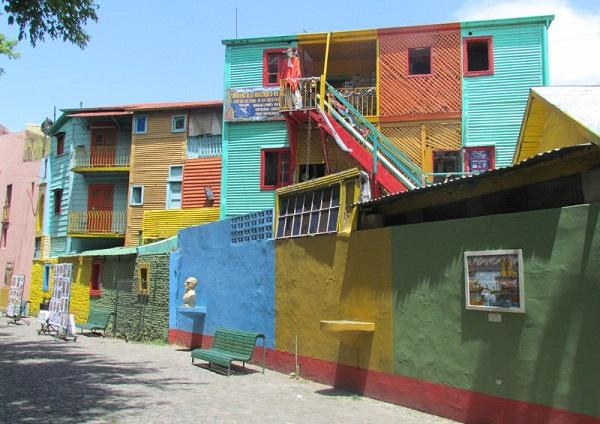 Ла-Бока, Буэнос-Айрес, Аргентина