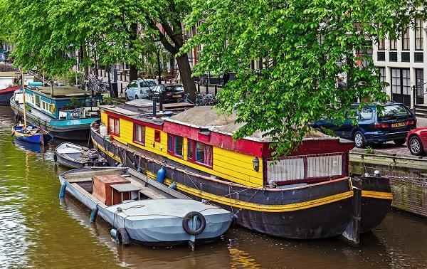 барджа, Амстердам