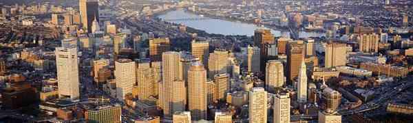 Американское сокровище - Бостон