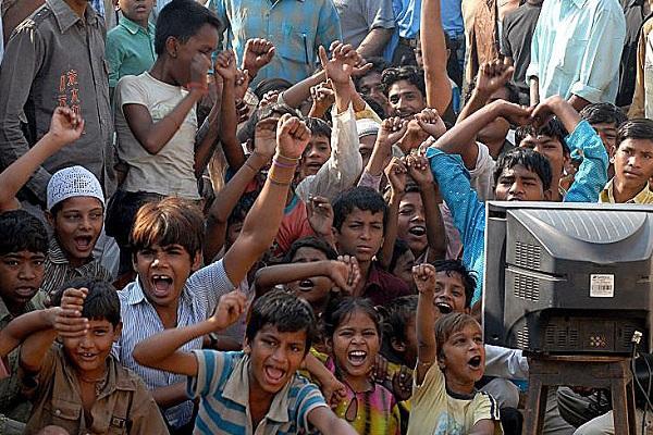 дети Мумбаи