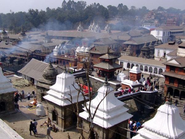 храм Пашупатинатх