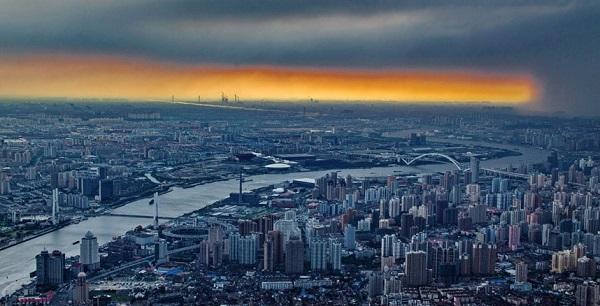 Шанхай  80-х