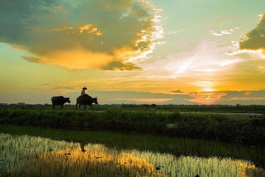 15 фотографий, и, вам захочется посетить Хойан