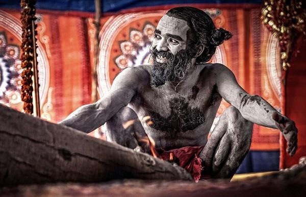 Индуистская секта Aghori
