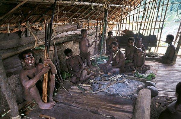 племя Korowai