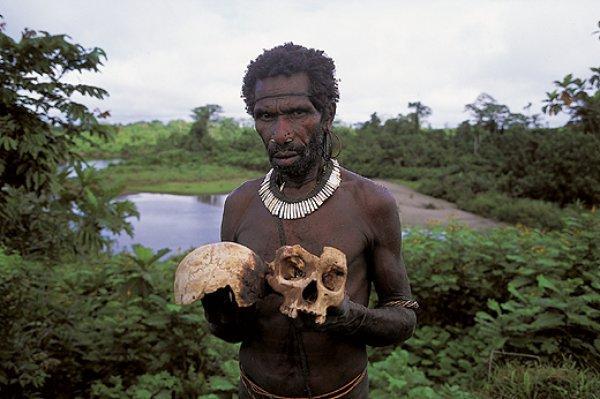 Новая Гвинея - Юго-Восточная Папуа