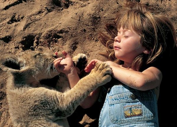 Удивительное детство Типпи Дегре в Африке