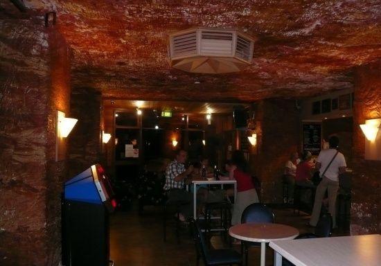 бар в  Кубер-Педи