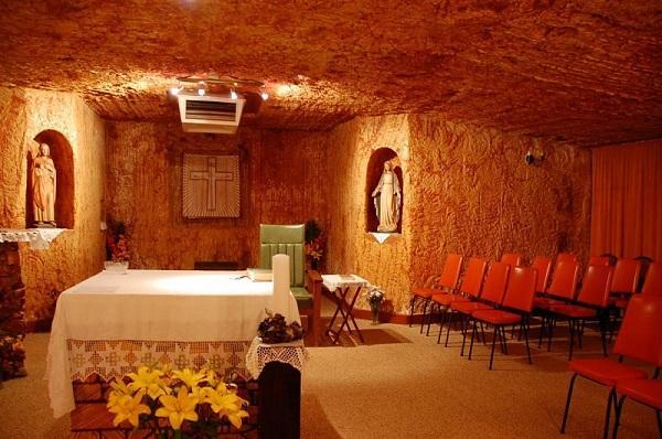 церковь в  Кубер-Педи