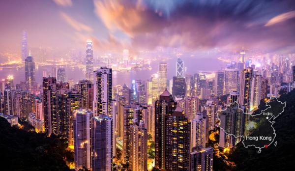 Виктория-Харбор — это Гонконг!