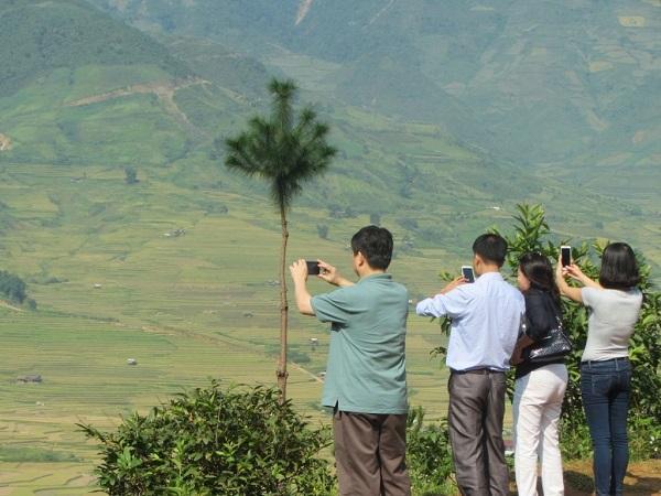 Му Кан Чай стал популярным местом для туристов