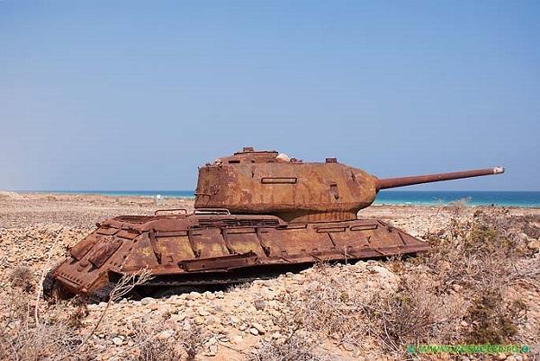 Остров Сокотра - затерянный мир