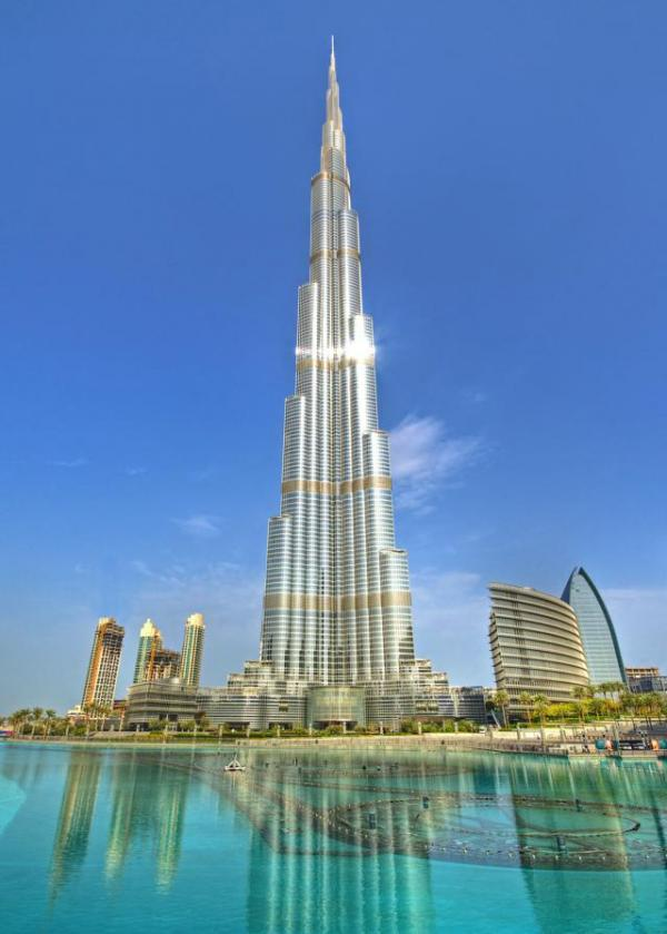Бурдж-Халифа - Дубай